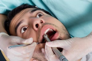Dental phobia is still very common,
