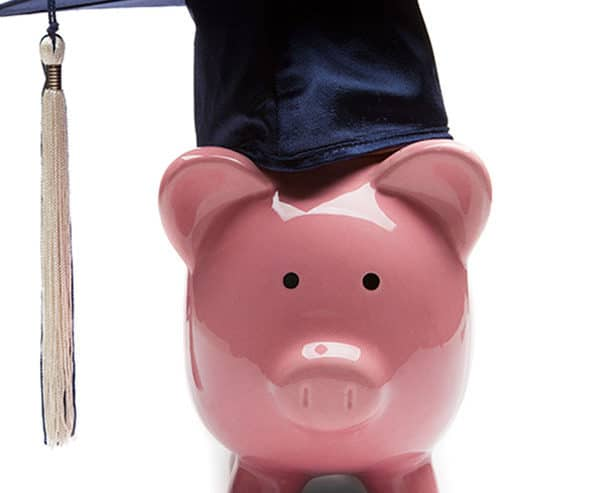 STEM students financially on top