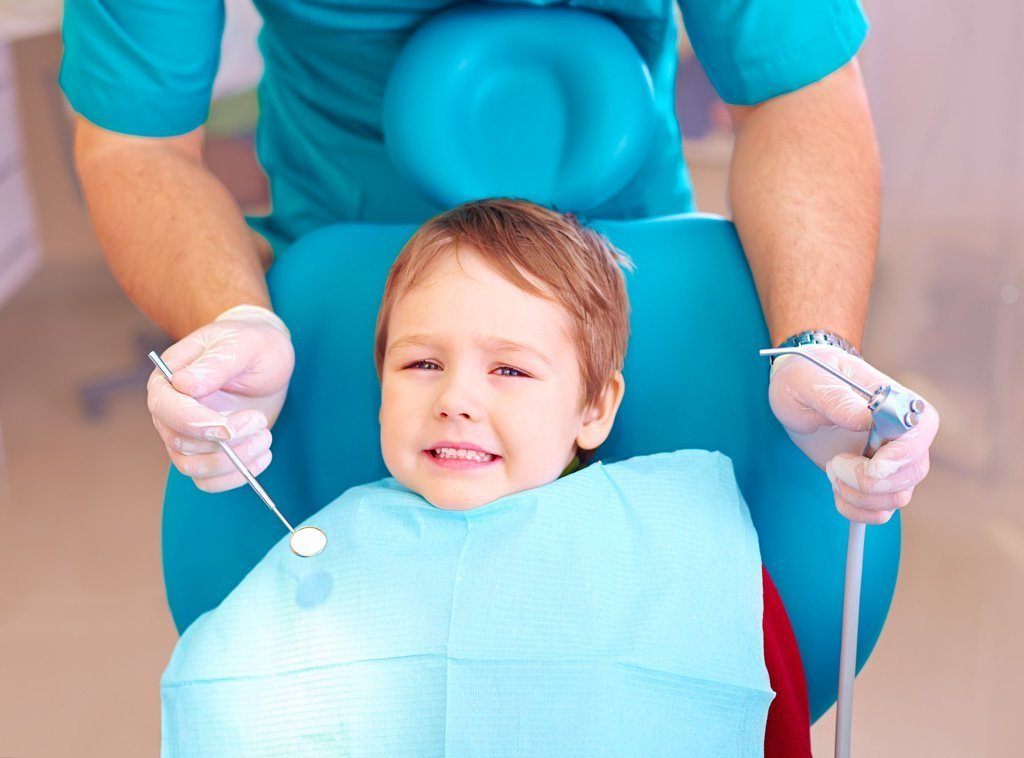 child tooth decay