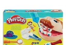 Play-Doh dentist