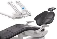 ergonomic dental chair