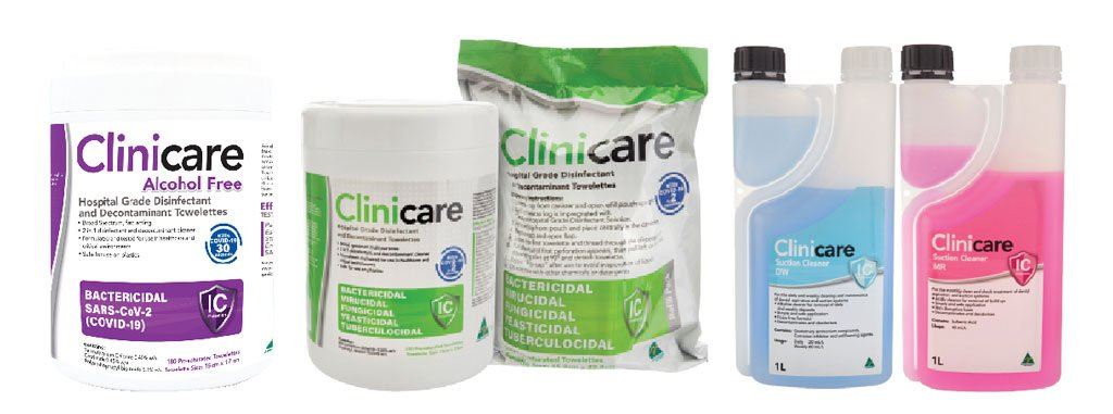 Dentalife surface cleaning products